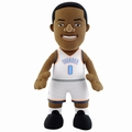 "Russell Westbrook (Oklahoma City Thunder - White Jersey) 10"" Player Plush NBA Bleacher Creatures"