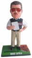 "Mike Ditka (Chicago Bears) ""Coach w/Clipboard"" NFL Bobble Head"
