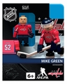 Mike Green (Washington Capitals) NHL OYO Minifigure