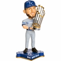 Mike Moustakas (Kansas City Royals) 2015 World Series Champions Bobble Head