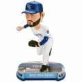 Mike Moustakas (Kansas City Royals) 2017 MLB Headline Bobble Head by Forever Collectibles