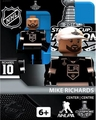 Mike Richards 2014 Stanley Cup Champs (Los Angeles Kings) NHL OYO Minifigure