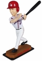 "Mike Trout (Los Angeles Angels) 2015 MLB Real Jersey 10"" Bobble Heads Forever Collectibles"
