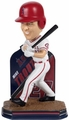 Mike Trout (Los Angeles Angels) 2016 MLB Name and Number Bobble Head Forever Collectibles