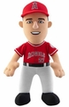 "Mike Trout (Los Angeles Angels - Alternate Red Jersey) 10"" MLB Player Plush Bleacher Creatures"