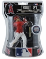 "Mike Trout (Los Angeles Angels) Limited Edition 2017 MLB 6"" Figure Imports Dragon ONLY 2000"