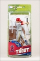 Mike Trout (Los Angeles Angels) MLB 33 McFarlane Collector Level Bronze CHASE #/2000