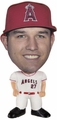 "Mike Trout (Los Angeles Angels) MLB 5"" Flathlete Figurine"