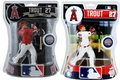 "Mike Trout/Mike Trout LE (Los Angeles Angels)  MLB 2016 6"" Figure Imports Dragon Set (2)"