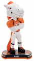 Miles (Denver Broncos) Mascot 2017 NFL Headline Bobble Head by Forever Collectibles