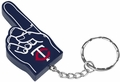 Minnesota Twins #1 Foam Finger Keychain
