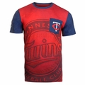 Minnesota Twins MLB Cotton/Poly Pocket Tee