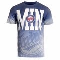 Minnesota Twins MLB Gray Gradient Tee by Forever Collectibles