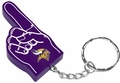 Minnesota VIkings #1 Foam Finger Keychain