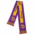 Minnesota Vikings 2016 NFL Big Logo Scarf By Forever Collectibles