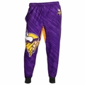 Minnesota Vikings NFL Polyester Mens Jogger Pant by Klew