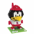 MLB 3D Mascot BRXLZ Puzzles By Forever Collectibles
