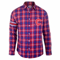 MLB Flannel Long Sleeve Shirts by Klew