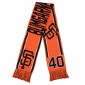 MLB Player Scarves by Klew