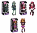 "Monster High Rock Candy 5"" Vinyl Figures Complete Set (3) by Funko"