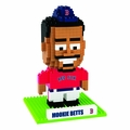 Mookie Betts (Boston Red Sox) MLB 3D Player BRXLZ Puzzle By Forever Collectibles