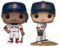 Mookie Betts/Chris Sale (Boston Red Sox) MLB Funko Pop! Combo