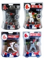 "Mookie Betts LE/Mookie Betts/David Ortiz/David Price (Boston Red Sox) MLB 2016-17 6"" Figure Imports Dragon Set (4)"