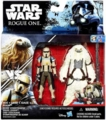 Moroff & Scarif Stormtrooper Squad Leader Star Wars Rogue One Action Figure 2 Pack