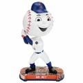 Mr. Met (New York Mets) 2017 MLB Headline Bobble Head by Forever Collectibles