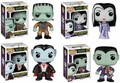 Munsters Funko Pop! Complete Set (4)