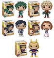 My Hero Academia Funko Pop! Complete Set (5)