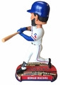Nomar Mazara (Texas Rangers) 2017 MLB Headline Bobble Head by Forever Collectibles