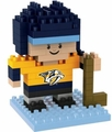 Nashville Predators NHL 3D Player BRXLZ Puzzle By Forever Collectibles