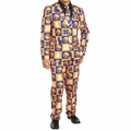 NBA Ugly 3 Piece Suit by Klew