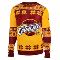 NBA Big Logo Crew Neck Ugly Sweaters by Klew