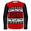 NBA Wordmark Ugly Sweater