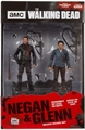 "Negan and Glenn (The Walking Dead TV Series) 5"" Deluxe Box Set McFarlane"