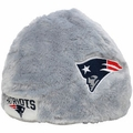 New England Patriots Plush Cozy Helmet Hat by Forever Collectibles