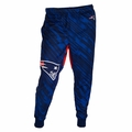 New England Patriots Polyester Mens Jogger Pant by Klew
