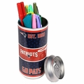 New England Patriots Thematic Soda Can Bank