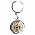 New Orleans Saints NFL Spinner Keychain