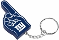New York Giants #1 Foam Finger Keychain