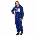 New York Giants Adult One-Piece NFL Klew Suit