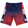 New York Giants Gradient NFL Board Shorts