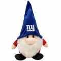 "New York Giants NFL 11"" Plush Gnomie By Forever Collectibles"