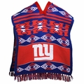 New York Giants NFL Poncho