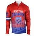 New York Giants Super Bowl XXV Champions Poly Hoody Tee