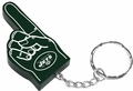 New York Jets #1 Foam Finger Keychain