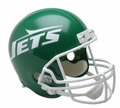 New York Jets (1978-89) Riddell NFL Throwback Mini Helmet