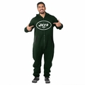 New York Jets Adult One-Piece NFL Klew Suit